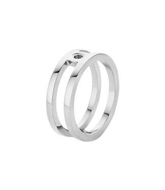 MELANO MELANO - Twisted trista ring