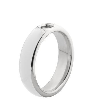 MELANO MELANO - Twisted Tracy resin wit ring