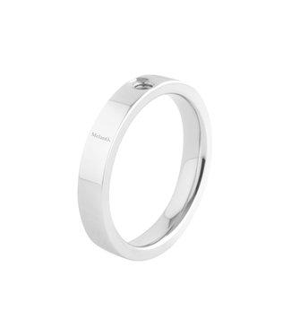 MELANO MELANO - Twisted Tatum 4mm ring