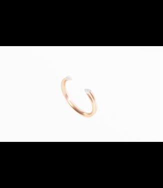 MELANO MELANO - Tina Heart rosegold