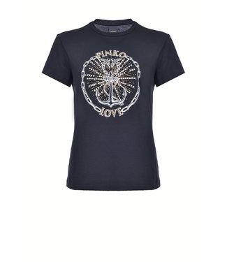 PINKO PINKO kledij - T-shirt EDGARDO T