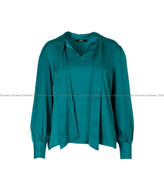 GUESS GUESS kledij - Top LS HASNA TOP ROYAL JADE A821 -  W0YH65W3TO2