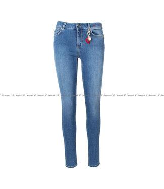 TWINSET MY TWIN TWINSET MY TWIN kledij - TWINSET MY TWIN Jeansbroek SKINNY - DENIM BLUE - JCN2V2