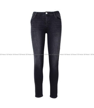 TWINSET MY TWIN TWINSET MY TWIN kledij - TWINSET MY TWIN Jeansbroek MY SKINNY - DENIM NERO - 202MP2420