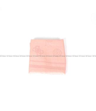 GUESS GUESS Sjaal - PEONY shine kefiah 130x130 - AW8170mod03 rose