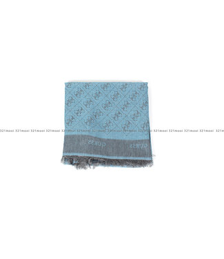 GUESS GUESS Sjaal - not coordinated scarf - AW8155mod03 denim