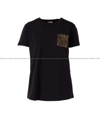 LIU JO LIU JO kledij - T-shirt LIUJO POLLUCITE  - WF0414-J5003