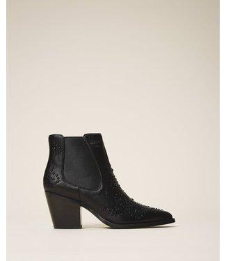 TWINSET MY TWIN TWINSET MY TWIN schoenen - TWINSET MY TWIN Laarzen NERO - 202MCT026