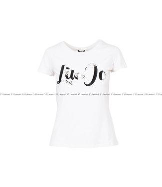 LIU JO LIU JO kledij - T-shirt GRETNA LIUJO  - TF0063-J0088