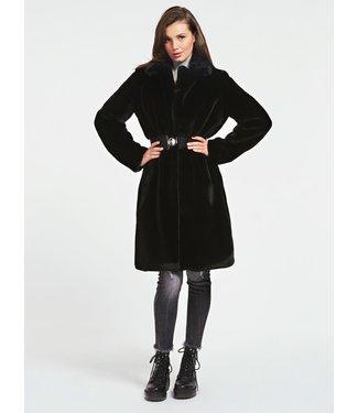 GUESS GUESS Kledij - GUESS jas New Shelly Coat - W0BL1FWAPPL0