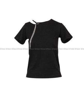GUESS GUESS Kledij - GUESS T-shirt SS CN AMICE TEE W0BI0IK7DN0 JBLK