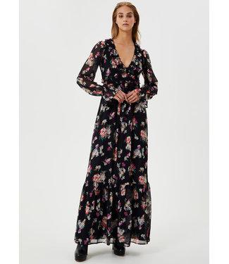 LIU JO LIU JO - LIU JO kleed lange jurk WF0458T5968T9122