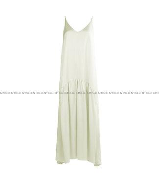 MARCH23 march23 kleed - DRESS  - A_ROUEN - SATIN MINT