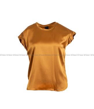 PINKO PINKO kledij - bloes FARIDA SATIN STRETCH - 1G15S1 - ZR64 - L40
