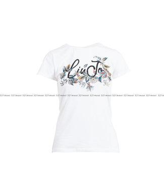 LIU JO LIU JO kledij - t-shirt SERAPHINITE -WA1569-J0250 - T9734
