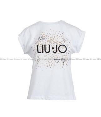 LIU JO LIU JO kledij - t-shirt WA1327-J0094 - 11111