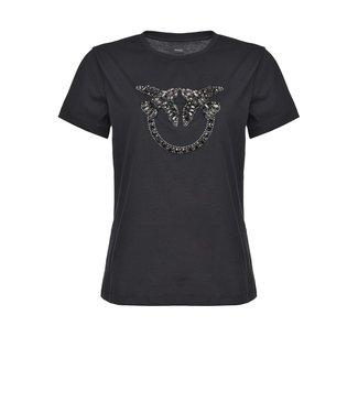 PINKO PINKO kledij - t-shirt QUENTIN 1 JERSEY DI CO - 1G1610 - Y4LX - Z99