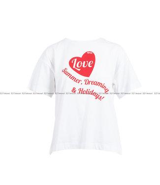 LIU JO LIU JO kledij - t-shirt BURIAS - WA1478-J0094 - T9805