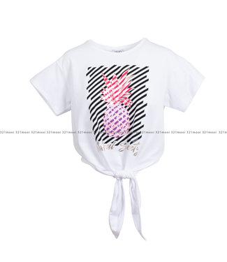 LIU JO LIU JO kledij - t-shirt SKANTZOURAS -WA1356-J5003 - T9727