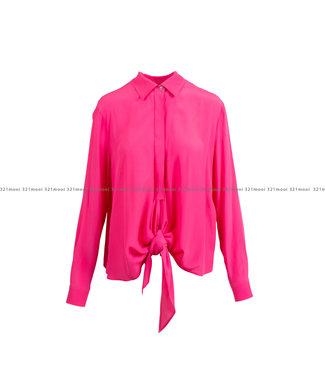 LIU JO LIU JO kledij - bloes MISTO SETA - 72%AC 28%SE -IA1032-T2396 - X0348