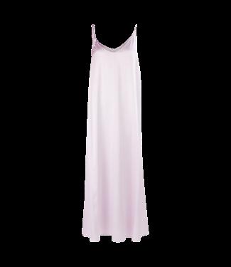 MARCH23 DRESS  - A_SABADELL - SATIN LILA