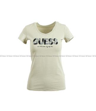 GUESS GUESS kledij - t-shirt SS RN MARTINA  - W1GI36J1300 - G8CQ