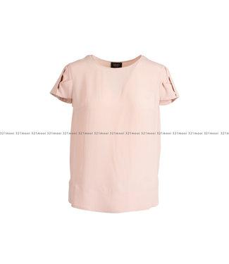 LIU JO LIU JO kledij - bloes MISTO SETA - TUNIC/-72%AC 28%SETA  -CA1107-T2396 - X0342