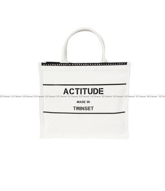 TWINSET ACTITUDE TWINSET ACTITUDE accessoires - handtas TOTE - 211TD8280-00001