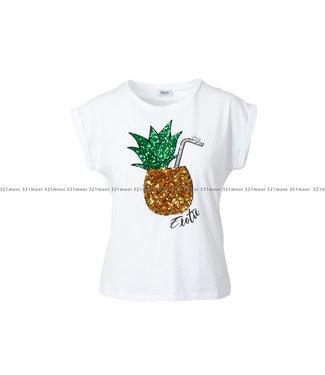 LIU JO LIU JO kledij - t-shirt AG.GEORGIOS SALAMIN -WA1175-J5003 - T9589