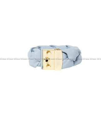 MARCH23 MARCH23 accessoires - armband PASTEL - M-AUDE - LIGHT BLUE