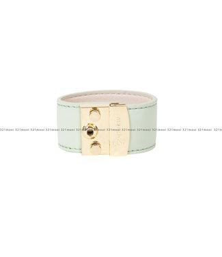 MARCH23 MARCH23 accessoires - armband PASTEL - M-ANAIS - MINT