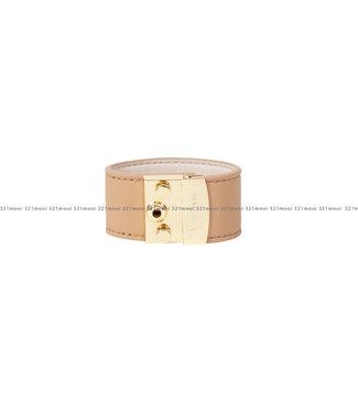 MARCH23 MARCH23 accessoires - armband PASTEL - M-ANAIS - BEIGE