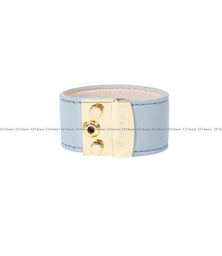 MARCH23 MARCH23 accessoires - armband PASTEL - M-ANAIS - LIGHT BLUE