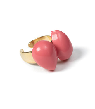 LAURENCE DELVALLEZ LD - 275 Bien Ring Pink