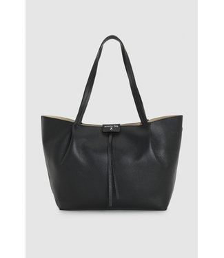 PATRIZIA PEPE Large Pepe City shopping bag - 2V8896