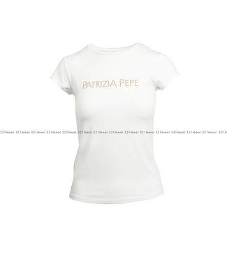 PATRIZIA PEPE PATRIZIA PEPE kledij t-shirt - 8M1333 - A13 - W146