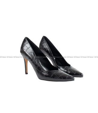 MARCH23 MARCH23 pumps - Alessandra - Black croco