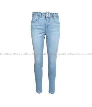 GUESS GUESS jeansbroek - SHAPE UP W/ BRAIDED WAISTBAND - W1YA34R4660 - HHRU