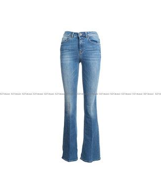 PINKO PINKO jeansbroek 1J10PCY78MG14 - FLORA 17 FLARE