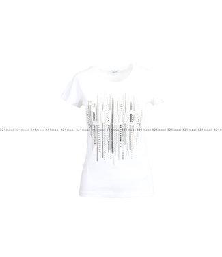 LIU JO LIU JO t-shirt - LIUJO WATERFALL - WF1149-J5923 - 11110