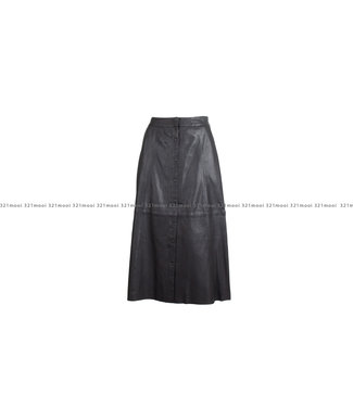 MARCH23 MARCH23 rok - LEATHER N_KATE - BLACK