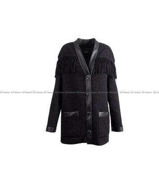 PINKO PINKO blazer 1G16HW8580Z99 - CARDIGAN TWEED