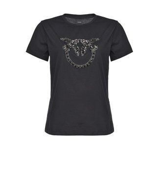 PINKO PINKO t-shirt 1G16JBY4LXZ99 - QUENTIN T-SHIRT
