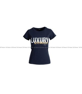 LIU JO LIU JO t-shirt - JERSEY CO/EA LUXURY WOMAN - T-SHIRT      - TF1225-J9944 - 93924