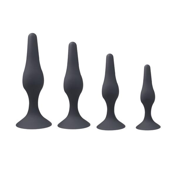 Blackdoor Collection Beginners Buttplug Set