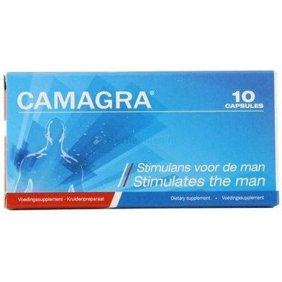 Camagra Man Erectiepillen - 10 Capsules