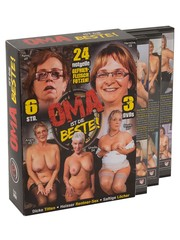 Erotic Planet Oma ist die Beste! Volwassen en Rijpe Hardcore GILF Actie