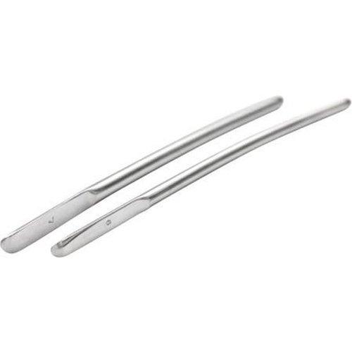 Kiotos Steel Erotic Metal Single End Dilator 7 mm