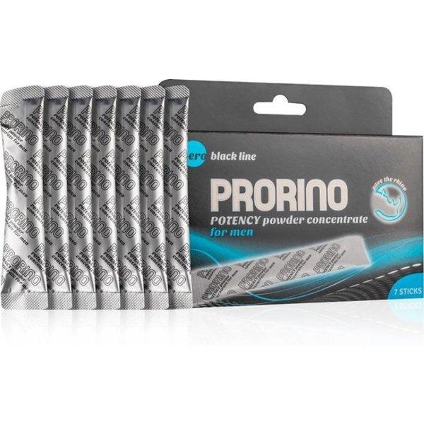 Prorino Prorino Libido Potentie Poeder voor Mannen 7 stuks
