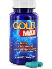 Gold Max Goldmax Daily voor Mannen Potentieverhogend Supplement 30 Tabletten